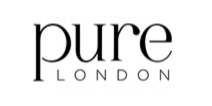 PURE LONDON 2019, logo