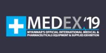 MEDEX MYANMAR 2019, logo
