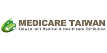Taiwan Int'l Medical & Healthcare Exhibition 2018, logo
