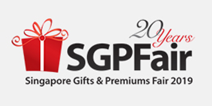 SGPFair 2019 -  Singapore Gifts & Premiums Fair, logo