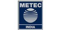 METEC INDIA 2020, logo