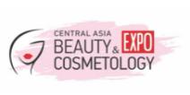 Central Asia beauty expo 2021,ATAKENT EXPO logo