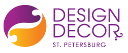 Design&Decor St. Petersburg 2019,ExpoForum Convention and Exhibition Centre logo