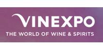 VINEXPO 2019,Parc des expositions de Bordeaux-Lac logo