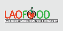 LAOFOOD 2021,National Convention Centre, Vientiane logo