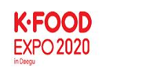 K · FOOD 2020, logo