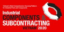 Industrial Components & Subcontracting Vietnam 2020, logo