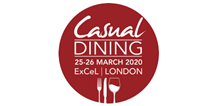 CASUAL DINING SHOW 2020, logo