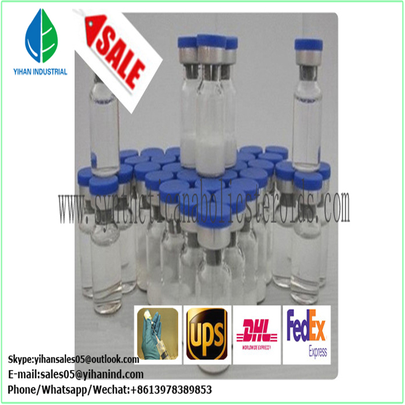 Peptides powder HGH 176-191 for Fat Loss Growth Hormone peptide