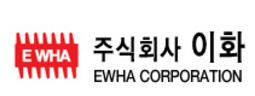E WHA CORPORATION logo