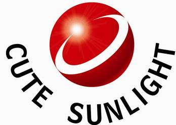 CUTESUNLIGHT TOYS FACTORY logo