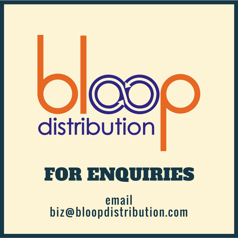Bloop Distribution logo