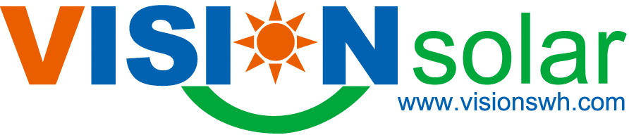 Haining Vision Solar Water Heater Co., Ltd. logo