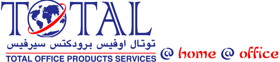 Total Office Products & Computer Repair Services Dubai UAE logo