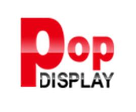 SHENZHEN POP CARDBOARD DISPLAY CO.,LTD logo