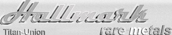 Hallmark Rare Metals Co. Ltd. logo