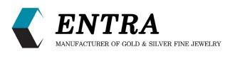 ENTRA JEWELRY logo