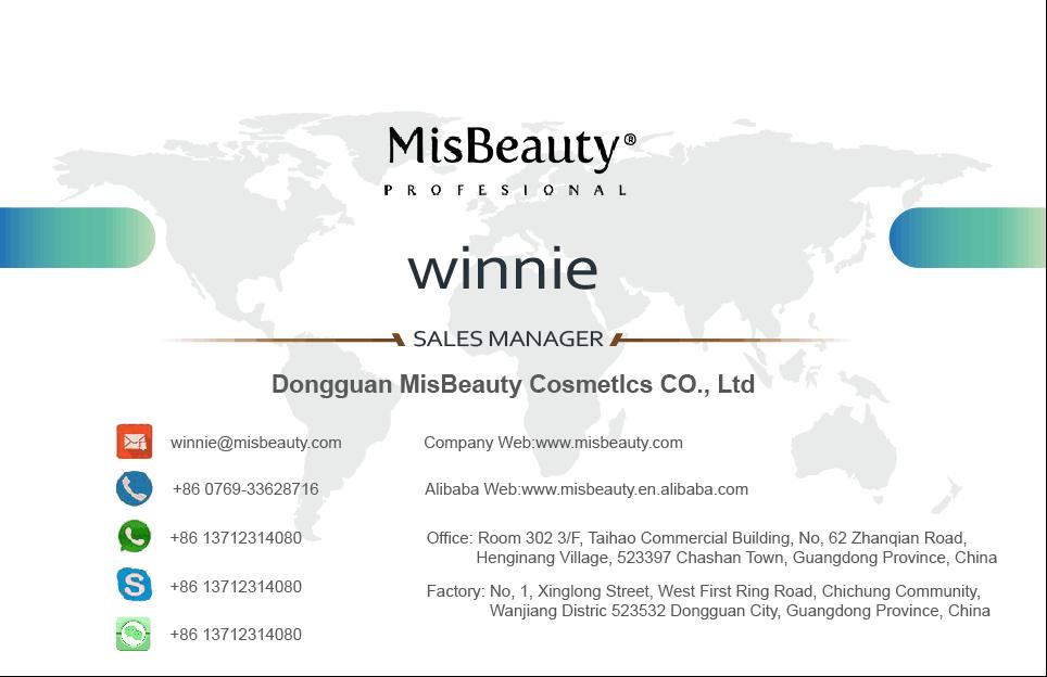 Misbeauty logo