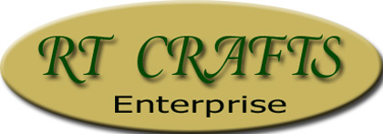 RT Crafts Enterprise logo