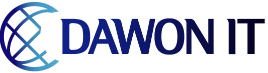DAWON IT CO. LTD logo