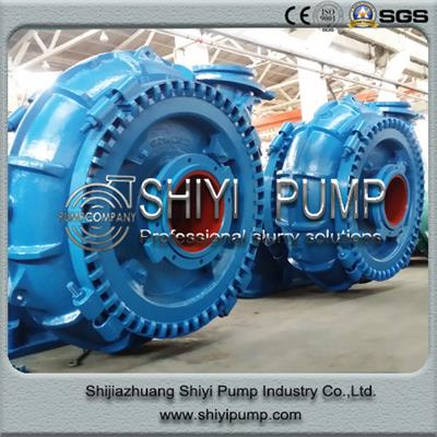 Shijiazhuang Shiyi Pump Industry Co , Ltd  - Slurry Pump