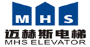 Suzhou MHS elevator company logo