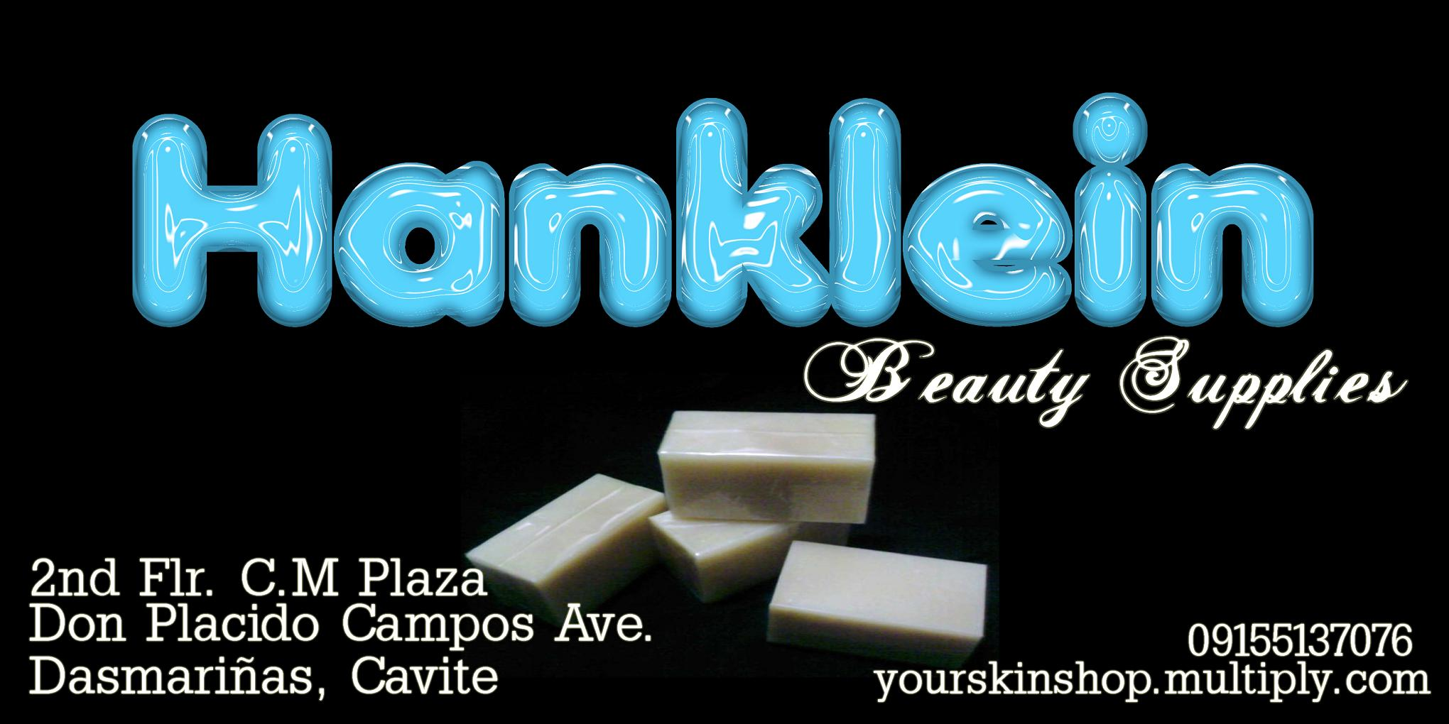 Hanklein Beauty Supplies logo