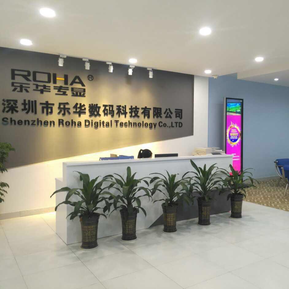 Shenzhen Roha Digital Technology Co., Ltd. logo