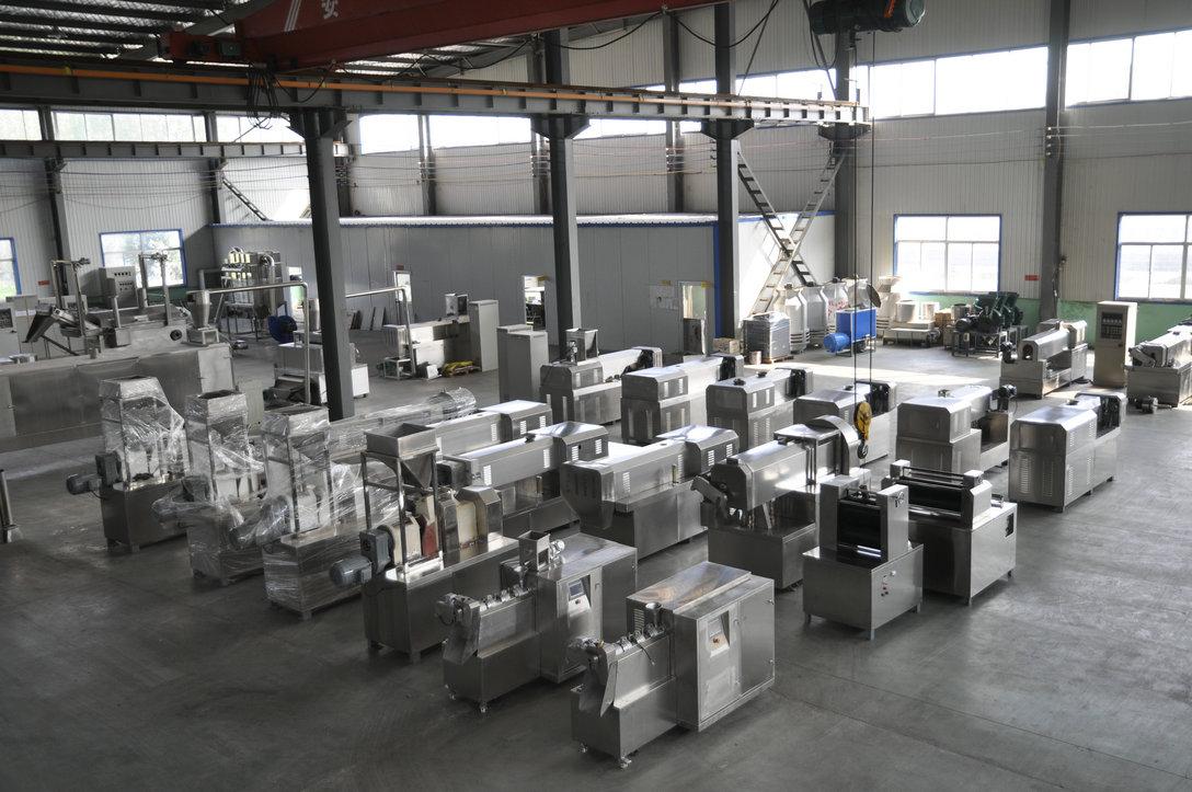 Jinan Saibainuo Extrusion Machinery Co.,Ltd logo
