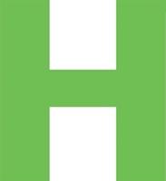HV FOODS logo