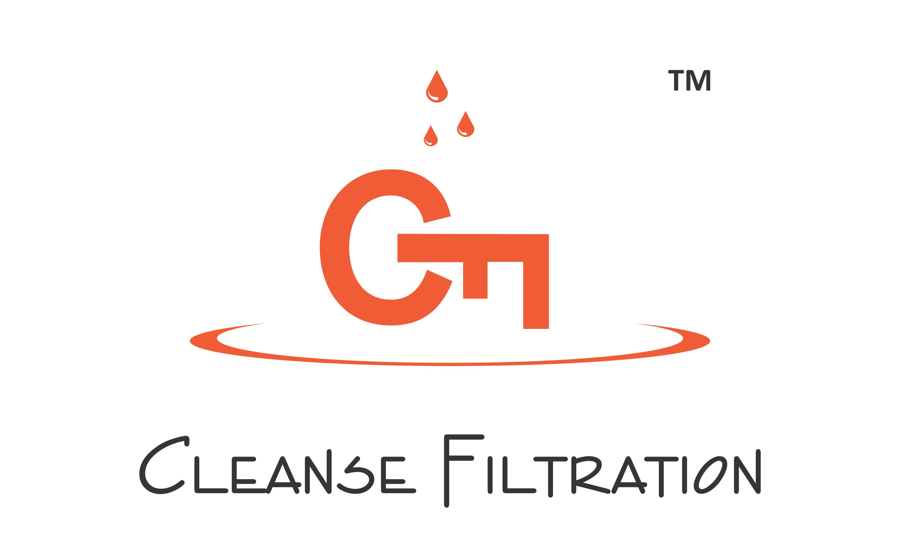Cleanse Filtration logo