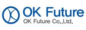 OK FUTURE Co., Ltd. logo
