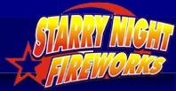 Liuyang Starry night trade co.,ltd(fireworks) logo