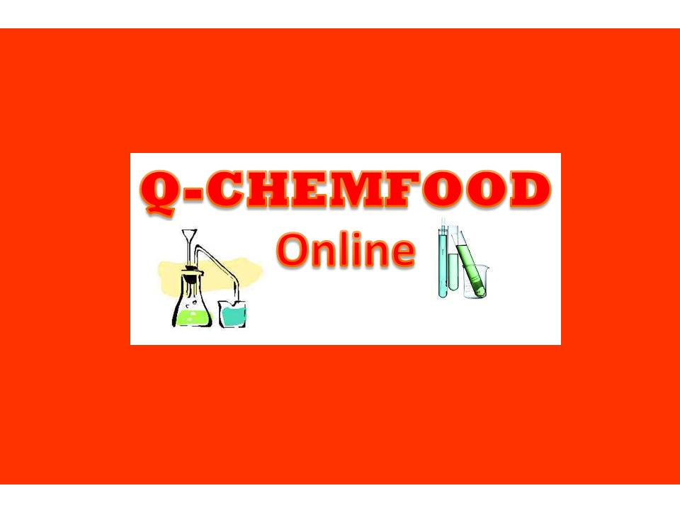 Q-CHEMFOOD logo