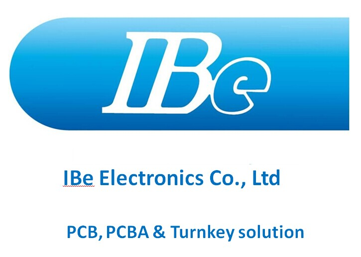 IBE ELECTRONICS CO., LTD logo