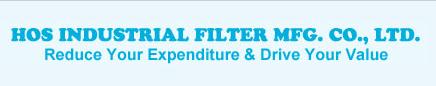 HOS INDUSTRIAL FILTER MFG CO.,LTD. logo