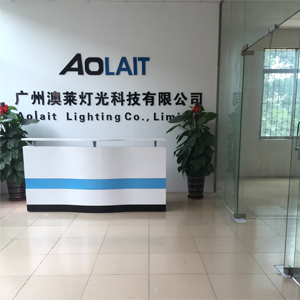 Guangzhou Aolait Lighting Co.,Ltd logo