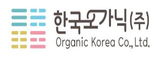 Organic korea Co., Ltd. logo