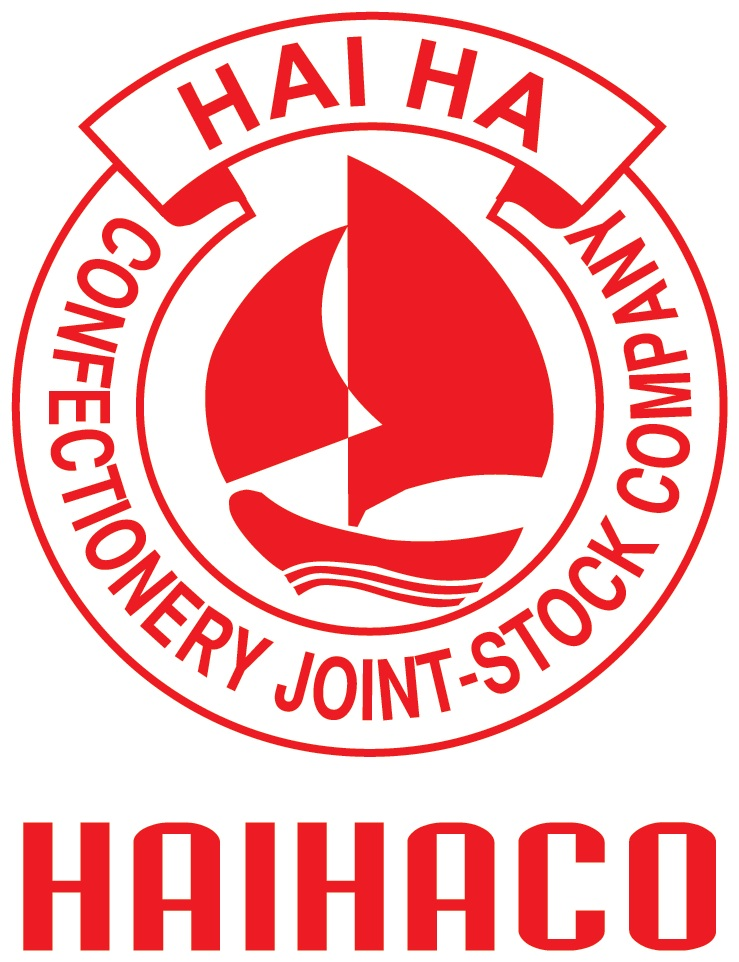 Hai Ha confectionery joint stock company logo