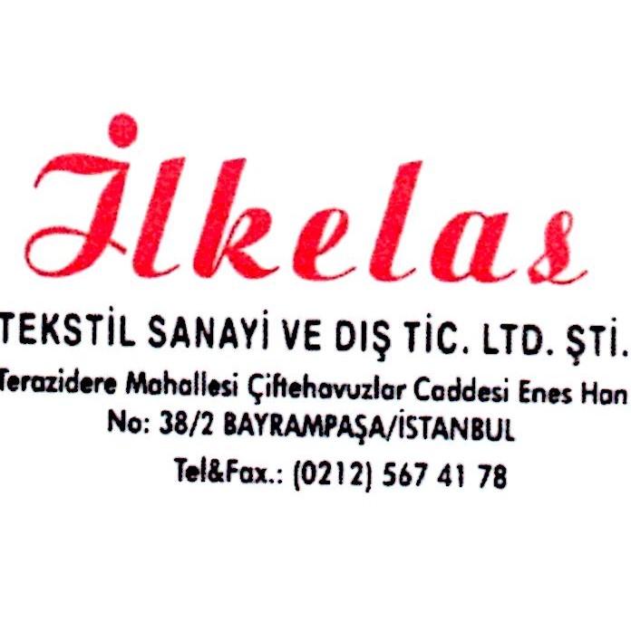 ILKELAS TEKSTIL SANAYI VE DIS TIC. LTD. STI. logo