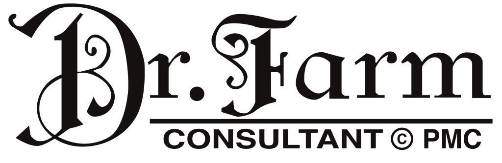 Dr. Farm Co. logo