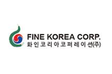 Finekorea CORP. logo