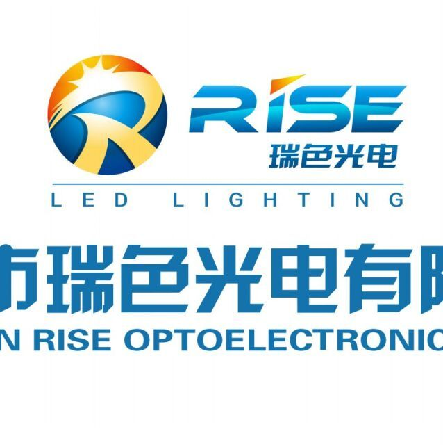 SHENZHEN RISE OPTOELECTRONICS CO.,LTD logo