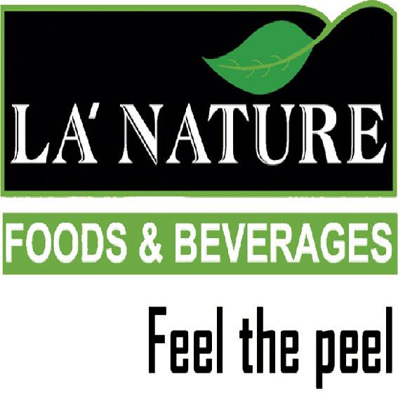 La' Nature Food & Beverages logo