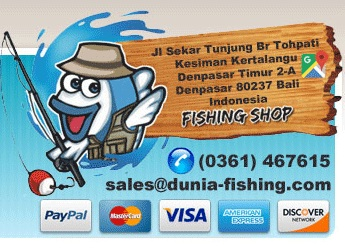 DUNIA FISHING STORE logo