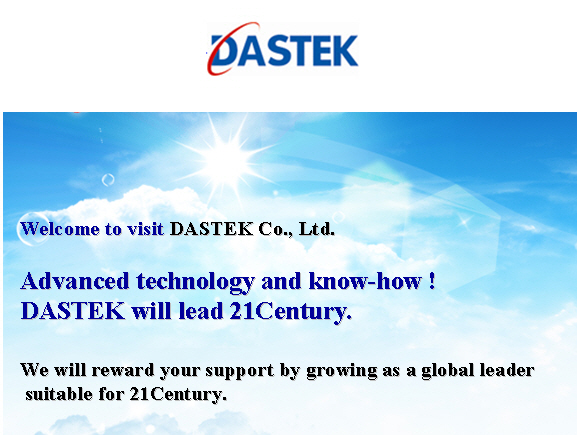 DASTEK CO.,LTD logo