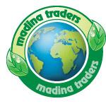 MADINA TRADERS logo