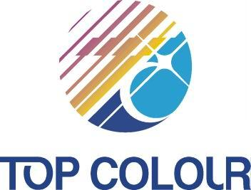 Top Colour logo