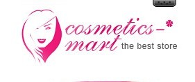 Cosmetics-mart logo