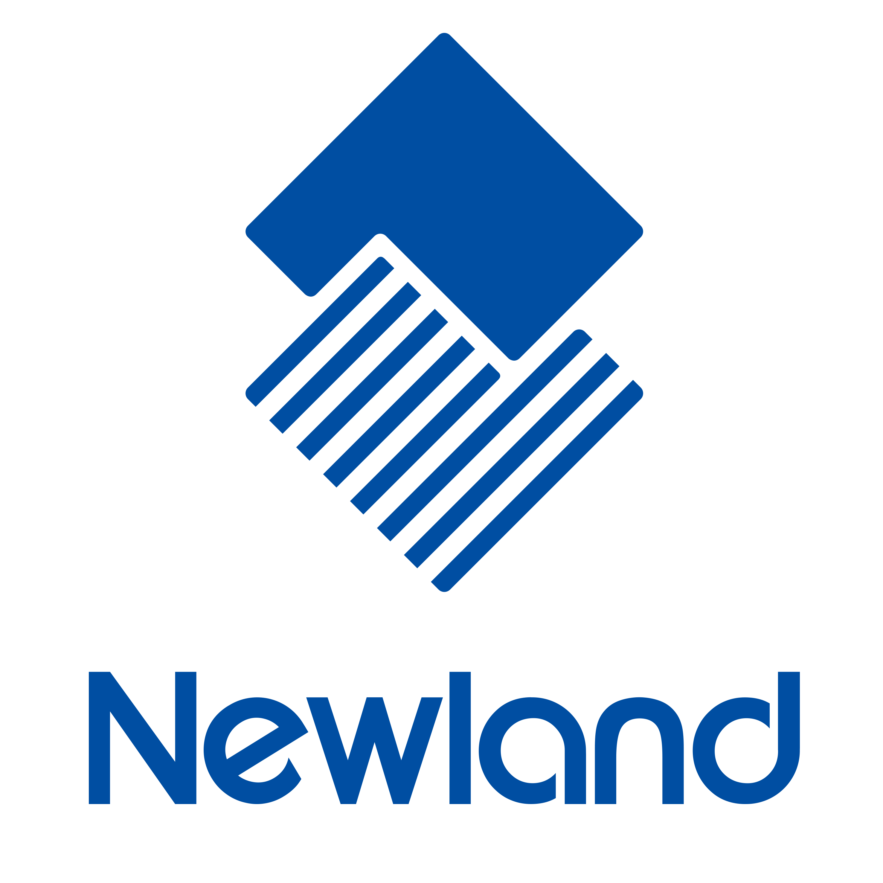 Newland Auto-ID Tech logo